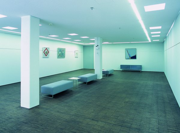 Showroom, Bern Collection Center, 2003 © Photograph Guy Jost